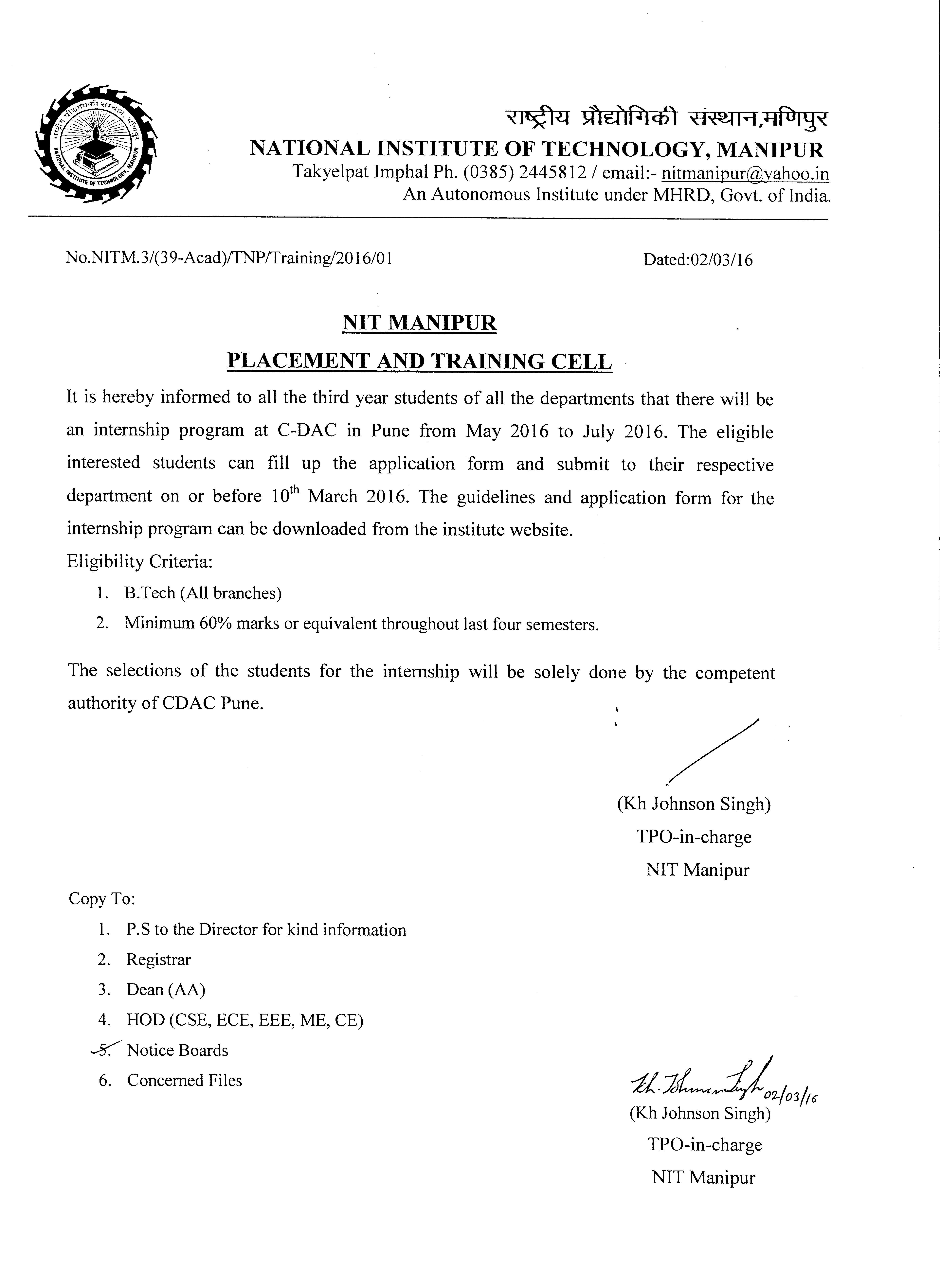 Bsnl inplant training certificate format payslip format in word bsnl inplant training certificate format sample business proposal cdac bsnl inplant training certificate formathtml yadclub Images